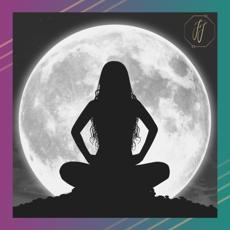 Jasmine Johnson - Psychic Medium, Full Moon Circle